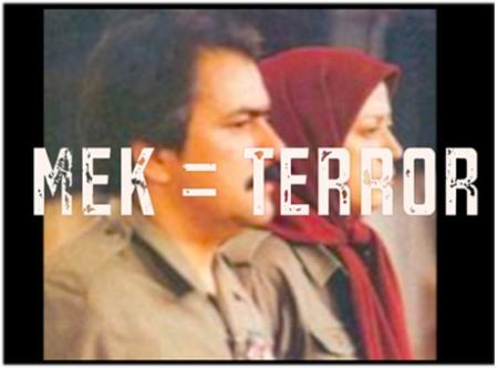 MEK=TERROR